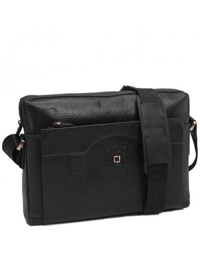 Фотография Мужская кожаная сумка для ноутбука Tifenis TF69876-6A