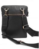 Фотография Мужская кожаная сумка планшет Tifenis TF69905-1A