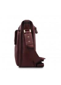 Кожаная коричневая мужская сумка на плечо Tifenis Tf69978-2C