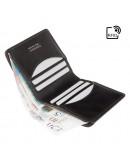 Фотография Черное портмоне Visconti TSC39 Xavi c RFID (Black)