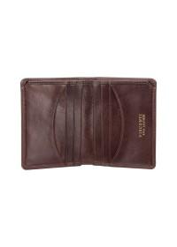 Коричневое портмоне Visconti TSC39 Xavi c RFID (Brown)