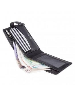 Черный кошелек Visconti TSC41 Massa c RFID (Black)