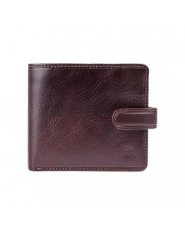 Мужской коричневый кошелек Visconti TSC41 Massa c RFID (Brown)