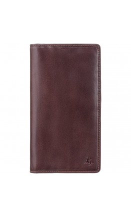 Коричневое портмоне Visconti TSC45 Carrara c RFID (Brown)
