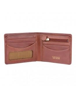 Коричневый кошелек Visconti TSC46 Francesca c RFID (Tan)