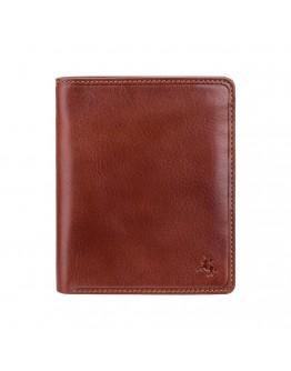 Мужской кожаный кошелек Visconti TSC49 Matteo c RFID (Tan)
