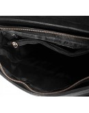 Фотография Кожаный черный мужской портфель Tifenis Tf69953-3A
