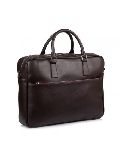 Фотография Кожаный мужской портфель Vera Pelle VCM01381C