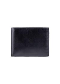Кожаный черный кошелек Visconti VSL20 Sword c RFID (Black Cobalt)