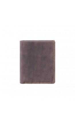 Кожаный кошелек Visconti VSL21 Saber с защитой RFID (oil-brown)