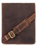 Фотография Удобная мужская сумка на плечо Visconti 18410 Jasper (Tan)