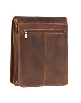 Удобная мужская сумка на плечо Visconti 18410 Jasper (Tan)