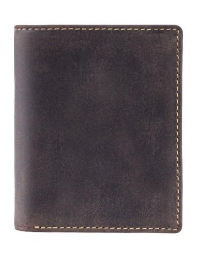 Фотография Маленький мужской кошелёк Visconti 705 - Arrow (Oil Brown)
