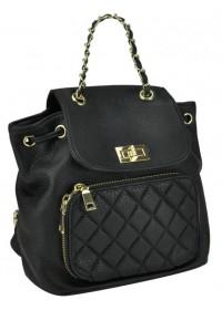 Рюкзак женский черного цвета W09-6079A