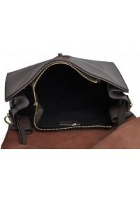 Бежевая женская кожаная сумка W12-806BG