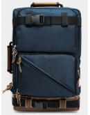 Фотография Синий рюкзак из прочной качественной ткани YBP-024BU