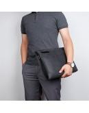 Фотография Черная сумка - папка для документов и ноутбука A0011AL