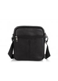 Мужская плечевая сумка, черный цвет A25-1108A