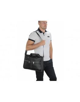 Кожаная мужская городская сумка Tiding A25-1120A