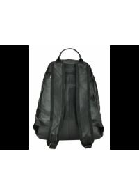 Черный кожаный рюкзак A25F-11683A
