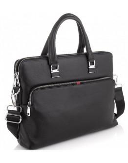 Черная сумка для небольшого ноутбука Tiding Bag A25F-17621A