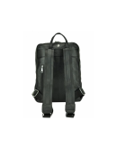 Фотография Рюкзак черный мужской кожаный A25F-68011A
