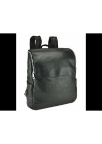 Рюкзак кожаный черный A25F-68012A