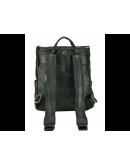 Фотография Рюкзак кожаный черный A25F-68012A