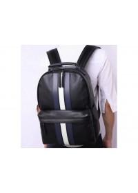 Черный оригинальный мужской рюкзак A25F-68020A