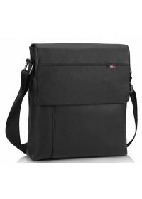 Черная мужская сумка на плечо A25F-98075A