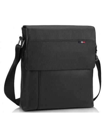 Фотография Черная мужская сумка на плечо A25F-98075A