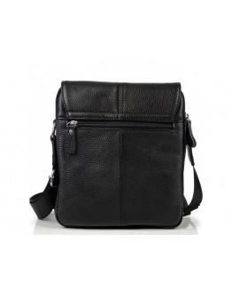 Черная мужская сумка на плечо Tiding Bag A25F-B0655A