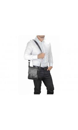 Черная сумка на плечо Tiding Bag A25F-B065A