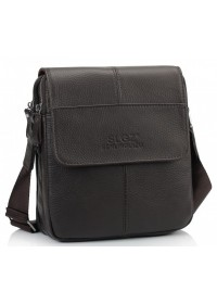 Коричневая сумка на плечо Tiding Bag A25F-B065B