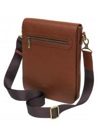 Коричневая мужская сумка - планшетка Black Diamond BD54C