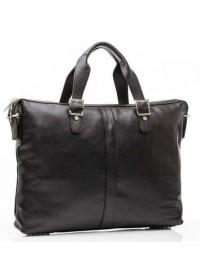 Деловая сумка из натуральной телячьяей кожи Blamont Bn 004 a
