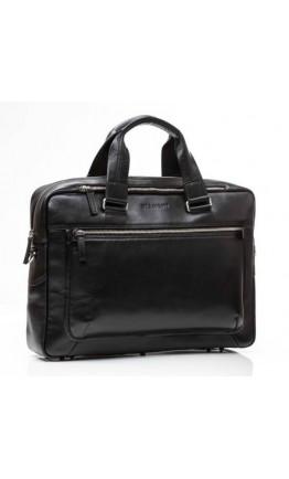 Кожаная мужская сумка портфель для мужчин Blamont Bn005A
