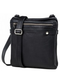 Модная кожаная сумка через плечо мужская Blamont bn019a
