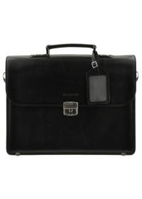 Классический модный кожаный мужской портфель Blamont Bn039A