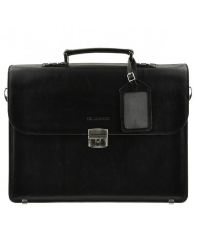 Фотография Классический модный кожаный мужской портфель Blamont Bn039A