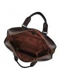Высококачественный коричневый кожаный портфель Blamont Bn067C