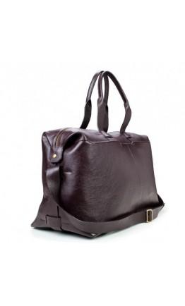 Мужская сумка для путешествий коричневая Bn072C