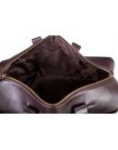 Фотография Мужская сумка для путешествий коричневая Bn072C