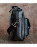 Фотография Модная удобная черная кожаная сумка Blamont Bn080a