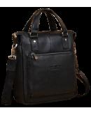Фотография Удобная повседневная кожаная сумка для мужчин 7047