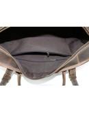 Фотография Мужская сумка для командировок, коричневый цвет bx024