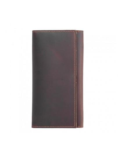 Фотография Кожаное мужское портмоне, плотная кожа bx0358