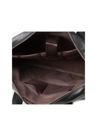 Сумка кожаная мужская черная Bx1131A-1