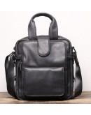 Фотография Мужская кожаная деловая сумка Vintage Bx8178A
