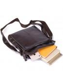 Фотография Мужская сумка кожаная на плечо bx8565J